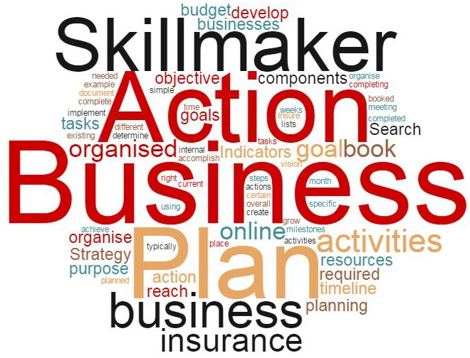 Business Action Plan  Skillmaker