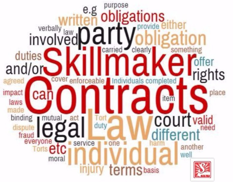 Law Of Contract Skillmaker