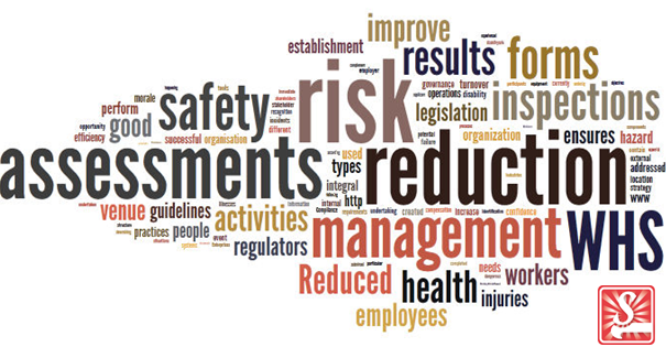 WHS risk reductions