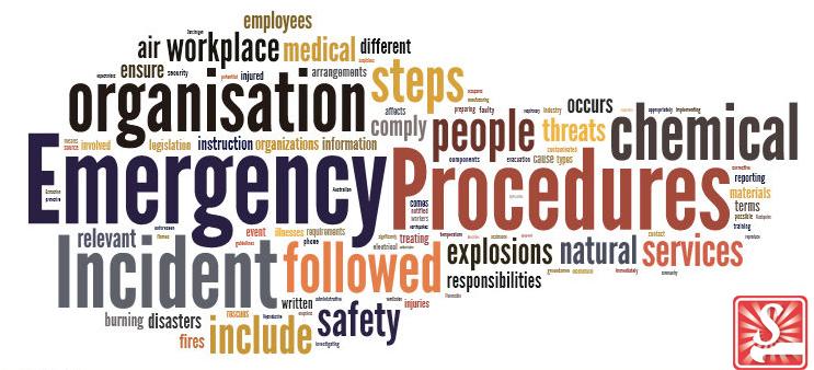 Emergency incident procedures